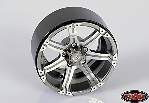 Dick Cepek Gun Metal 7 2.2 Internal Beadlock Wheel by RC4WD