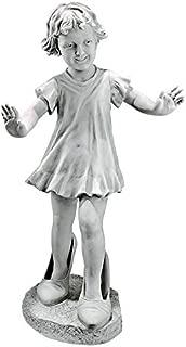 Design Toscano in Heels Garden Girl Statue
