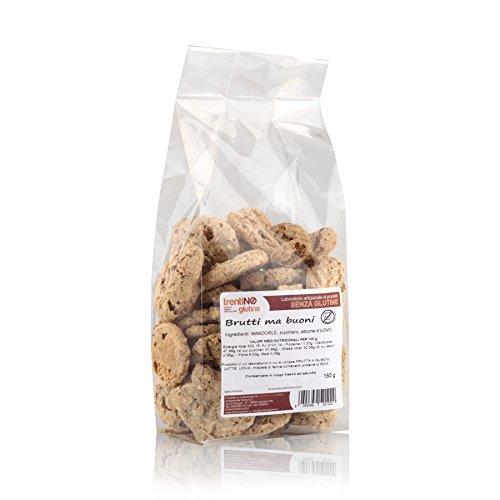 Biscotti brutti ma buoni senza glutine e lattosio   TrentiNOGlutine
