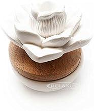 Relaxus Lotus Flower Ceramic Aroma Diffuser