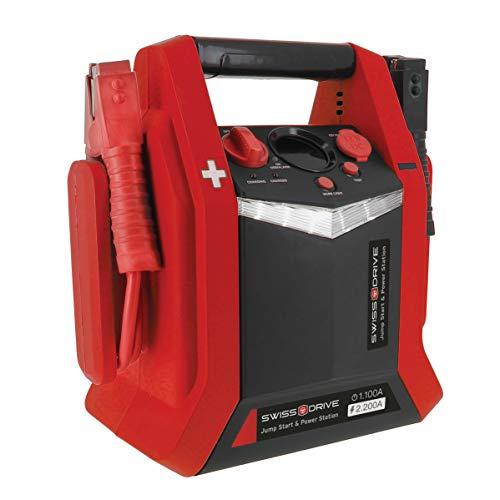 SUMEX 35EP006 Arrancador de batería Profesional