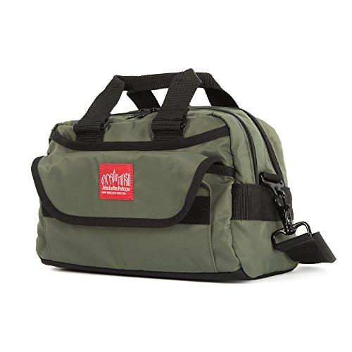 Manhattan Portage FLIGHT NYLON LENOX SHOULDER BAG, olive