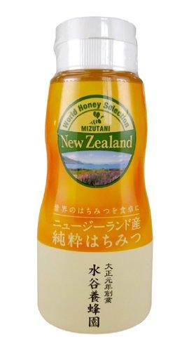 水谷養蜂園 ニュージーランド産はちみつ 210g