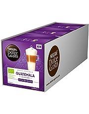 Nescafé Dolce Gusto capsules Absolute Origin Guatemala Latte Macchiato - 36 koffiecups - geschikt voor 18 koppen koffie - Dolce Gusto cups