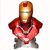 Xiao huang li Hot Toys Iron Man Marvel Modelo de película 1: Estatua de Medio Cuerpo de Escala 1...