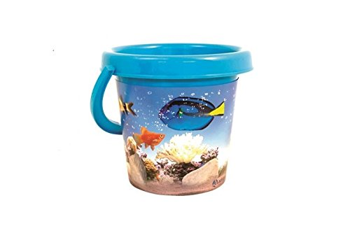 ADRIATIC 26x 22cm Beach Toys Single Acquario Bucket