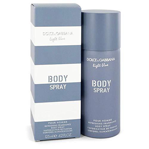Dolce & Gabbana Light Blue Body Spray Pour Homme - 125 ml