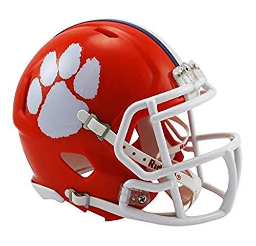 Riddell NCAA Speed Mini Helmet, Casco da Football, Unisex Uomo Donna, Team Color
