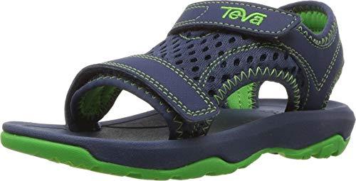 Teva Boys' T Psyclone XLT Sport Sandal, Navy, 7 M US Toddler