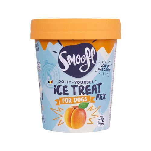Smoofl Ice Cream Mix for Dogs - Aprikose