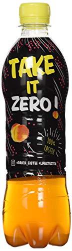 RAUCH Eistee Zero Pfirsich, 12er Pack (12 x 500 ml)
