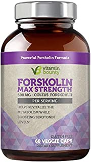 maximum strength forskolin