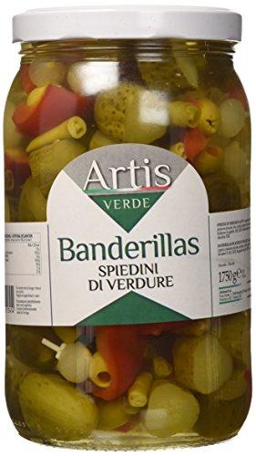 Artisfood Banderillas - 2000 gr
