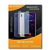 SWIDO Schutzfolie für Allview Soul X5 Style [2 Stück] Anti-Reflex MATT Entspiegelnd, Hoher Festigkeitgrad, Schutz vor Kratzer/Bildschirmschutz, Bildschirmschutzfolie, Panzerglas-Folie