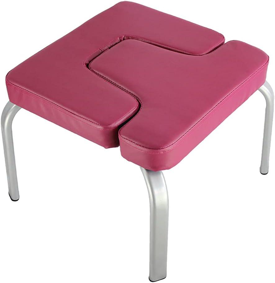 Plusieurs couleurs disponibles violet Banc de musculation unisexe avec cadre en acier et cuir synth/étique pour la perte de poids