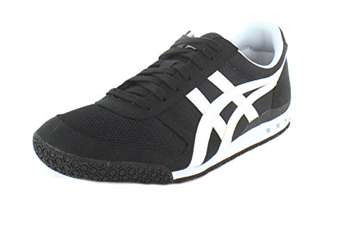 Asics - Herren Onitsuka Tiger Ultimate 81 Schuhe, 45 EU, Black/White