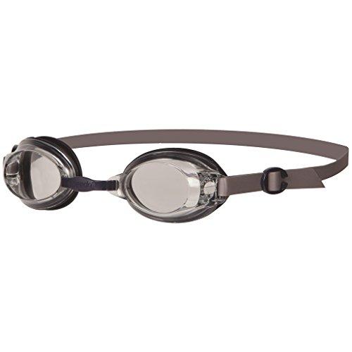 Speedo Erwachsene Schwimmbrille Jet Tauchen-brillen, Navy/Clear, One Size