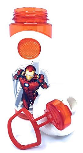 Botella de agua Marvel Avenger Ironman Sport 500ml