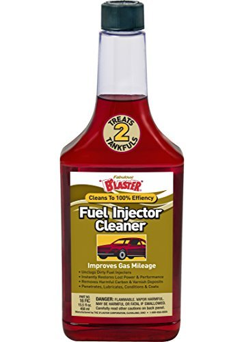 B'laster 16-FIC Red Fuel Injector Cleaner
