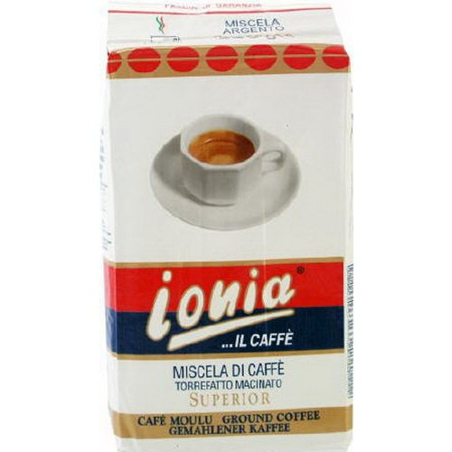 Ionia Caffè Argento Superior gemahlen 250g Italien