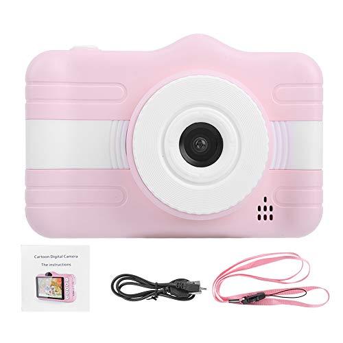 Pbzydu Cartoon Digital DV große Kapazität Ausdauer vorne und hinten Doppelfotografie Mini Kinder Kamera Starke Ausdauer Kapazität Spaß Kamera speziell für Kinder