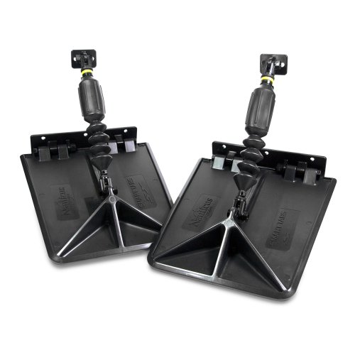 Nauticus - SX Smart Tabs Trim Tabs for Boat Length 21'-25' - SX10512-70 DB