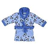 CERDÁ LIFE'S LITTLE MOMENTS Batitas de Bebé Niño Mickey-Licencia Oficial Disney, Azul, 18M para Bebés