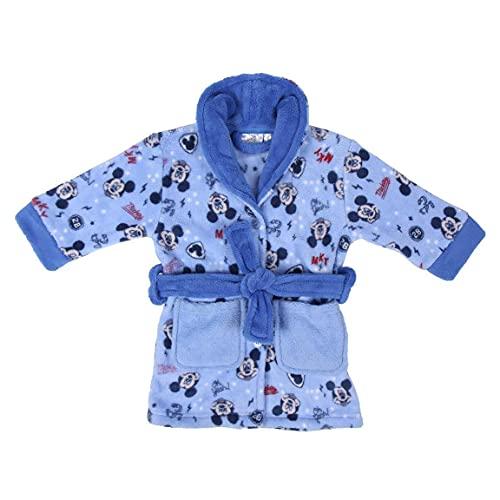 CERDÁ LIFE'S LITTLE MOMENTS Batitas de Bebé Niño Mickey-Licencia Oficial Disney, Azul, 18M para...