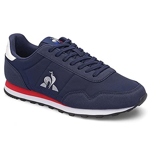 Le Coq Sportif Astra, Zapatillas Deportivas Hombre, Dress Blue, 42 EU