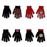Nickelodeon Boys 4 Pack Mitten or Glove Set: Paw Patrol and Blaze (Age 2-7), Paw Patrol Gloves 4-7