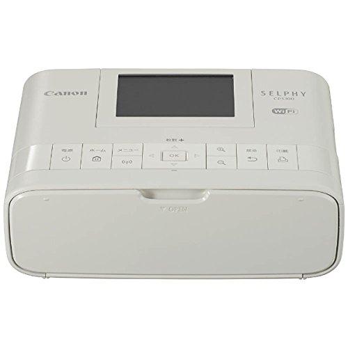 キヤノン SELPHY CP1300(ホワイト) CP1300(WH)