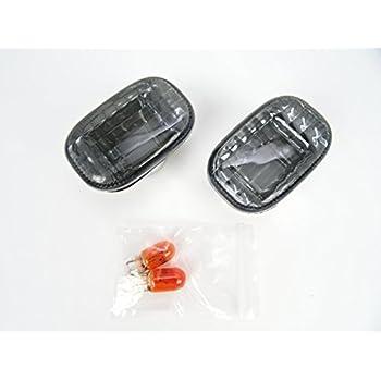 トヨタ  ハイラックスサーフ 210 215(2002年11月~2009年7月) クリスタル スモーク サイドマーカー サイドウィンカー フェンダー ランプ ターンライト