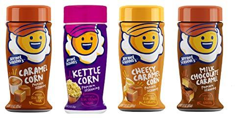 Best Review Of Kernel Season's Sweet Seasoning Variety Pack, 2.85 Ounce Shakers (4 Pack)