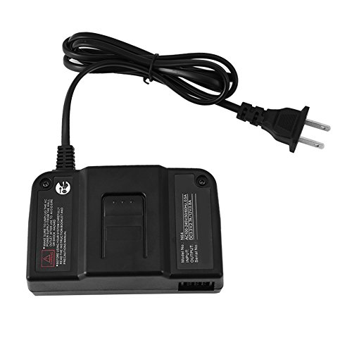 Pangding Valentine's Day Carnival AC High Efficiency Safe Protection Replacement Power Supply Adapter Compatible with Nintendo 64 N64(#1)