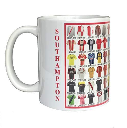 Southhampton Mug Southampton Shirt History Mug Ceramic Mug Football Mug