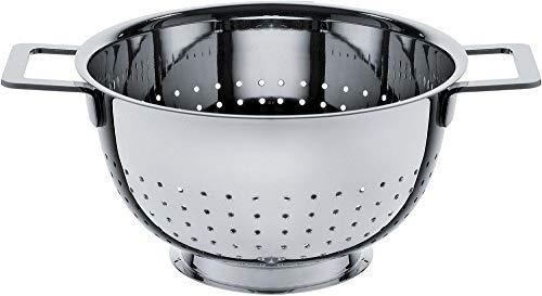 A di Alessi - AJM300 - Pots&Pans scolatoio in acciaio inossidabile 18/10 lucido.