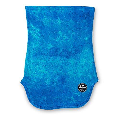 PELAGIC Sunshield Fishing Neck Gaiter | Size One Size | Blue