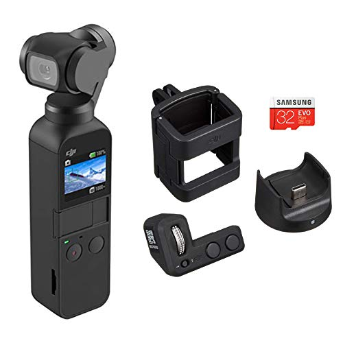 DJI Osmo Pocket Versione 2 e Kit di Accessori