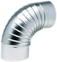 longueur : 0.50M - D.60//100 TEN tolerie Rallonge de ventouse condensatoire