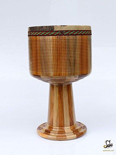 Kwaliteit Perzische Helmi Tonbak Tombak Zarb Drum Met Soft Case HEZ-180