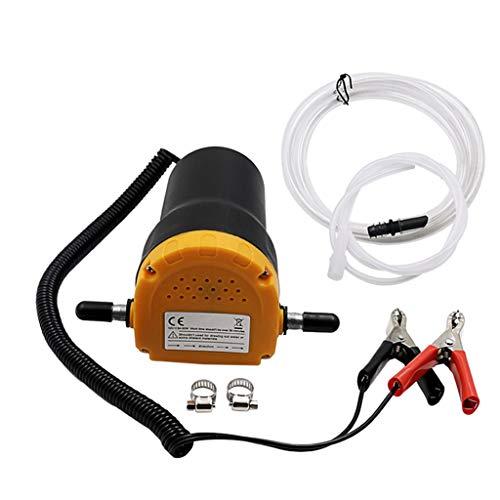 Hahuha Pumpenpumpe, elektrische Öltransferpumpe Ölextraktor Spülsauger Vakuumtransferpumpe Werkzeuge & Heimwerker