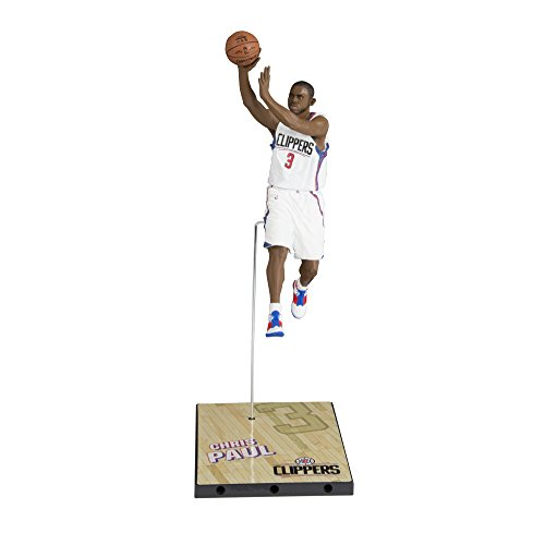 McFarlane NBA Series 27 CHRIS PAUL #3 - Los Angeles Clippers Sports Picks Figure