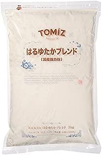 はるゆたかブレンド(江別製粉) / 3kg 【創業100年 富澤商店】TOMIZ/cuoca 小麦粉 国産 強力粉