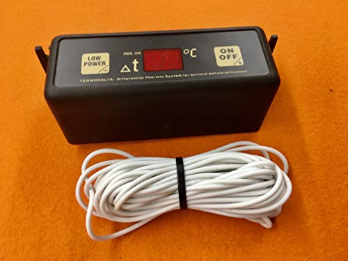 Buy Bargain FAVERO Carom Table Thermostat 115 V (Includes Wire).