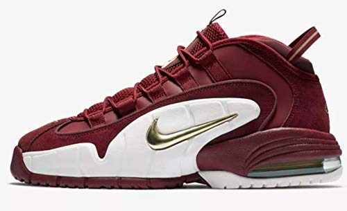 Nike AIR MAX Penny - 685153-601 (9.5) White/Maroon