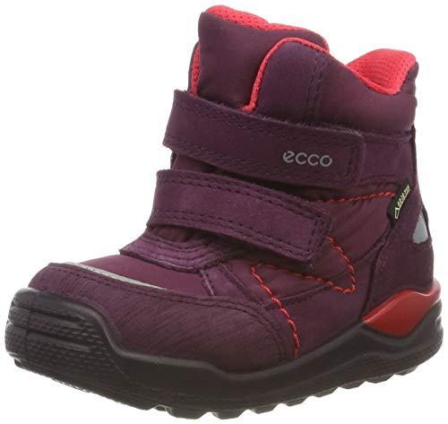 ECCO Mädchen URBAN Mini Stiefel, Violett (Mauve/Aubergine 51617), 26 EU