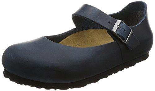 BIRKENSTOCK Shoes Damen Mantova Mary Jane Halbschuhe, Blau (Insignia Blue), 38 EU