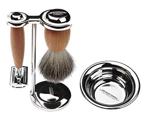 Mr Bear Family Kit de afeitado