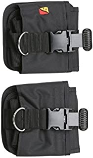Dive Rite Quick Buckle Weight System, 32 lb   14.5 kg}