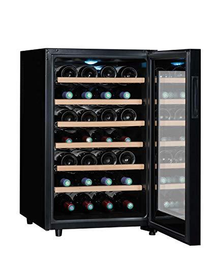 Cave CC28 Climadiff - Bodega ultrasilenciosa y sin vibración, ocupa poco espacio, capacidad para 28 botellas